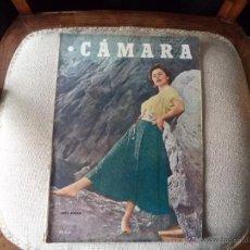 Cine: REVISTA CINE CAMARA. Lote 48662689