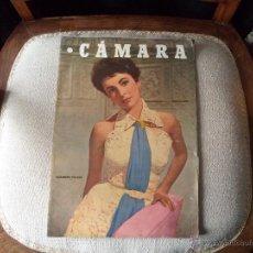 Cine: REVISTA CINE CAMARA. Lote 48662717