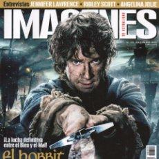 Cine: IMAGENES DE ACTUALIDAD N. 352 DICIEMBRE 2014 - EN PORTADA: EL HOBBIT, LA BATALLA DE... (NUEVA). Lote 112099506