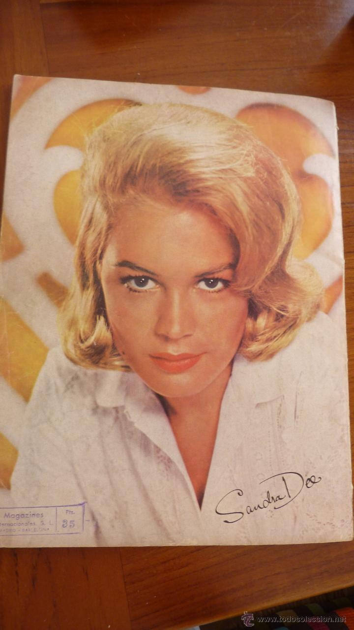 Cine: Revista Hollywood Secrets . Artistas de cine . Sofia Loren Liz Taylor Kennedy años 60 USA - Foto 5 - 48918974