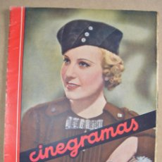 Cine: CINEGRAMAS Nº 38 ROSITA DÍAZ. Lote 189475220