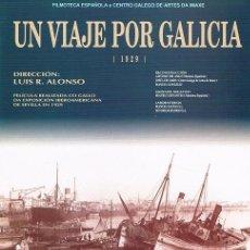 Cine: UN VIAJE POR GALICIA (1929). Lote 213631147