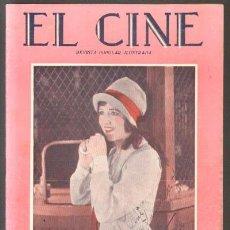 Cine: EL CINE. NUMERO EXTRAORDINARIO 822. A-CI-451. Lote 49248553