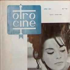 Cine: REVISTA OTRO CINE Nº 72 MAYO JUNIO 1965. Lote 49259448