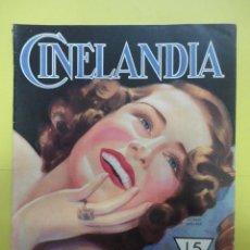 Cine: CINELANDIA. MARZO 1933. TOMO VII. Nº 3. Lote 49449961