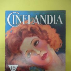 Cine: CINELANDIA. FEBRERO 1922. TOMO VII. Nº 2. Lote 49450277