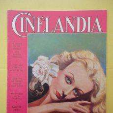 Cinema: CINELANDIA. MAYO 1935. TOMO IX. Nº 5.. Lote 49512418
