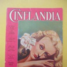 Cine: CINELANDIA. MAYO 1935. TOMO IX. Nº 5. . Lote 49513093