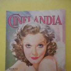 Cine: CINELANDIA. MARZO 1936. TOMO X. Nº 3. . Lote 49513512