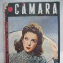 Cine: CÁMARA. Nº64. 1945 I LUPINO, D DARRIEUX,LUPE VÉLEZ,P. LAWFORD, ANITA LOUISE, MANOLO MORÁN, S.TEMPLE . Lote 49538937
