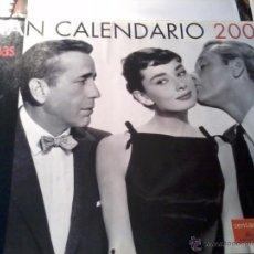 Cine: EL GRAN CALENDARIO 2008. FOTOGRAMAS. POSTERS. EST3B1. Lote 49619492