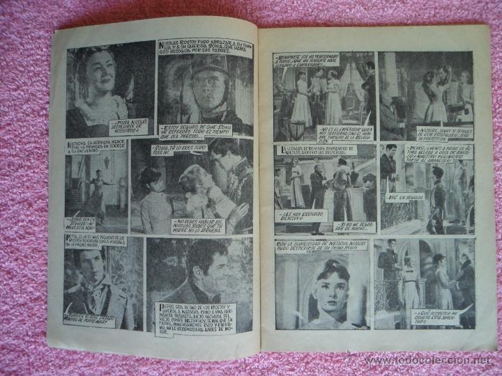 Cine: picnic 75 revista femenina 1960 fotonovela guerra y paz - Foto 2 - 49718243