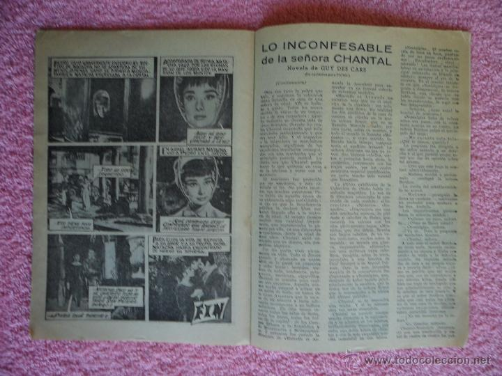 Cine: picnic 76 revista femenina 1960 guerra y paz fotonovela final jacqueline sassar - Foto 3 - 49718318