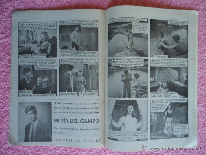 Cine: picnic 77 revista femenina 1960 miedo de amar fotonovela completa zab hunter - Foto 3 - 49718366