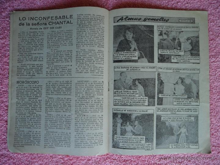 Cine: picnic 82 revista femenina 1960 el albergue de la sexta felicidad fotonovela christine carere - Foto 3 - 49718647