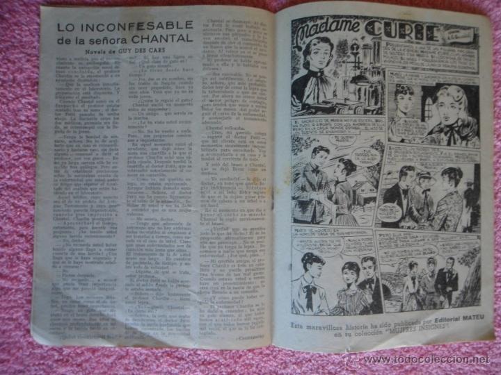 Cine: picnic 83 revista femenina 1960 su único amor fotonovela completa barry coe - Foto 3 - 49718688