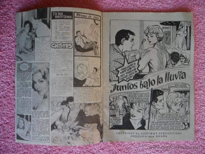 Cine: picnic 90 revista femenina 1960 juntos bajo la lluvia - Foto 2 - 49718831