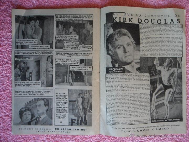 Cine: picnic 90 revista femenina 1960 juntos bajo la lluvia - Foto 3 - 49718831