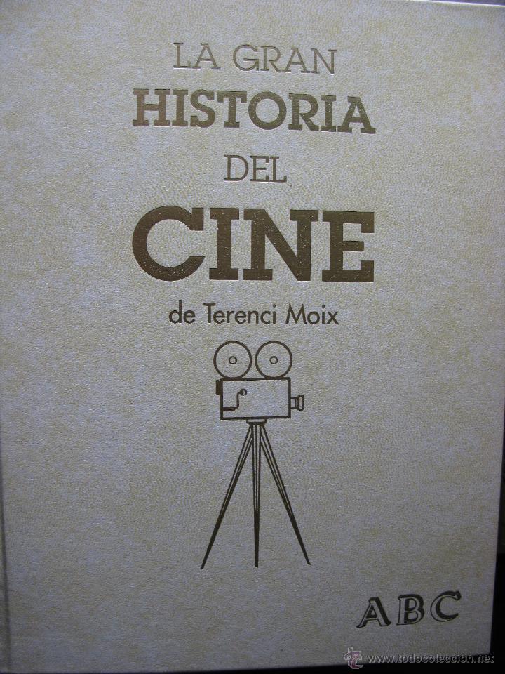 LA GRAN HISTORIA DEL CINE - TERENCI MOIX VOL 1 Y 2 + 3 CINE MODERNO Y ESPAÑOL(NUEVO-VER FOTOGRAFÍAS) (Cine - Revistas - La Gran Historia del cine)