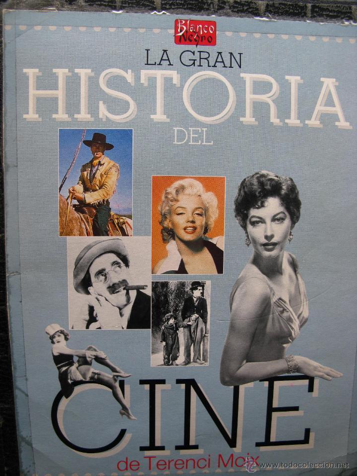 LA GRAN HISTORIA DEL CINE - TERENCI MOIX - 3 INDICES + 114 FASCÍCULOS (FALTAN 7 - VER DETALLE) (Cine - Revistas - La Gran Historia del cine)
