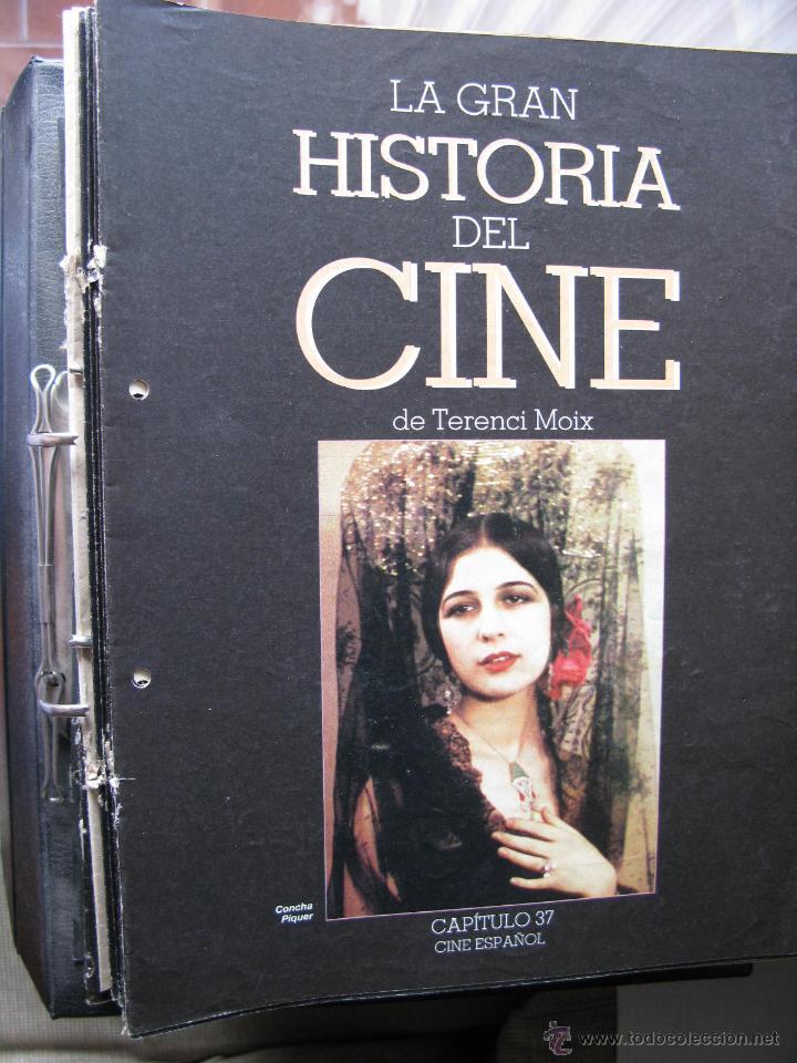 Cine: LA GRAN HISTORIA DEL CINE - TERENCI MOIX - 3 INDICES + 114 FASCÍCULOS (FALTAN 7 - VER DETALLE) - Foto 3 - 49843202