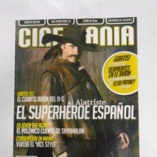 Cine: REVISTA CINEMANIA Nº 132. SEPTIEMBRE 2006. EL SUPERHEROE ESPAÑOL. UNITED 93. TDKR5. Lote 49902461