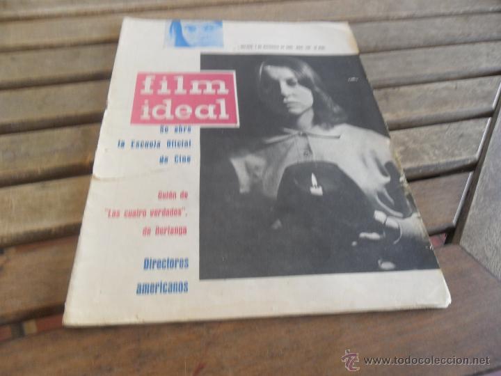 REVISTA FILM IDEAL Nº 109 AÑO 1962 BERLANGA (Cine - Revistas - Film Ideal)