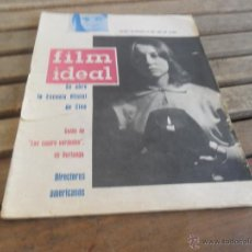Cine: REVISTA FILM IDEAL Nº 109 AÑO 1962 BERLANGA. Lote 50008708