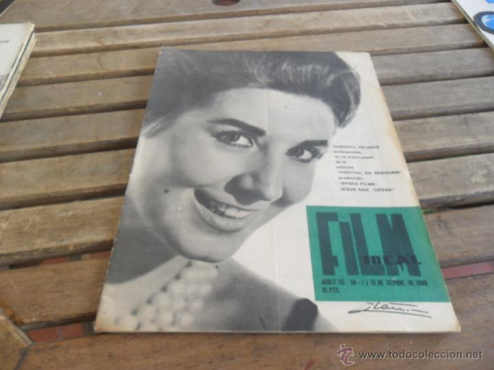 REVISTA FILM IDEAL Nº 55 Y 56 AÑO 1960 CONCHA VELASCO (Cine - Revistas - Film Ideal)