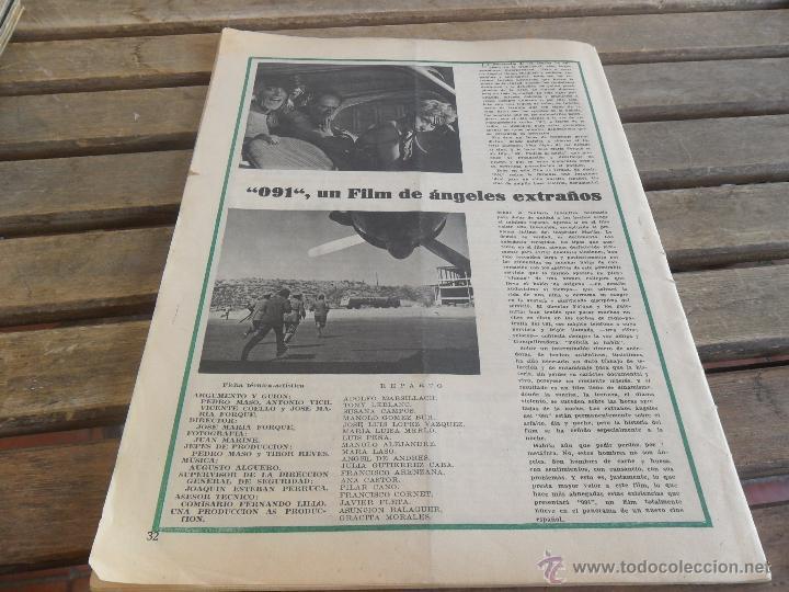 Cine: REVISTA FILM IDEAL Nº 55 Y 56 AÑO 1960 CONCHA VELASCO - Foto 2 - 50008735