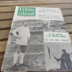 Cine: REVISTA FILM IDEAL Nº 88 AÑO 1962 DE SICA. Lote 50008753