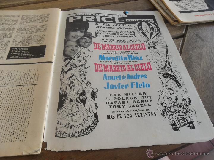 REVISTA FILM IDEAL Nº 97 AÑO 1962 ESTE Y OESTE DEL CINE AMERICANO (Cine - Revistas - Film Ideal)