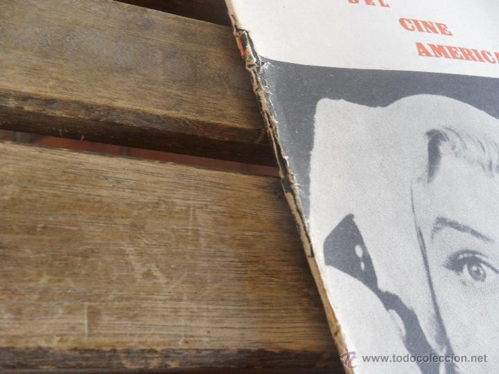 Cine: REVISTA FILM IDEAL Nº 97 AÑO 1962 ESTE Y OESTE DEL CINE AMERICANO - Foto 3 - 50008839