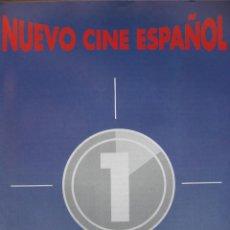 Cine: NUEVO CINE ESPAÑOL. FASCICULOS 0 Y 1. ALTAYA. 1994.. Lote 50035297