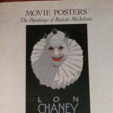 Cine: LIBRO CON 24 CARTELES PELICULAS CARTEL CINE . MOVIE POSTERS . BATISTE MADALENA 40/ 29 CM EEUU 1986. Lote 50276455