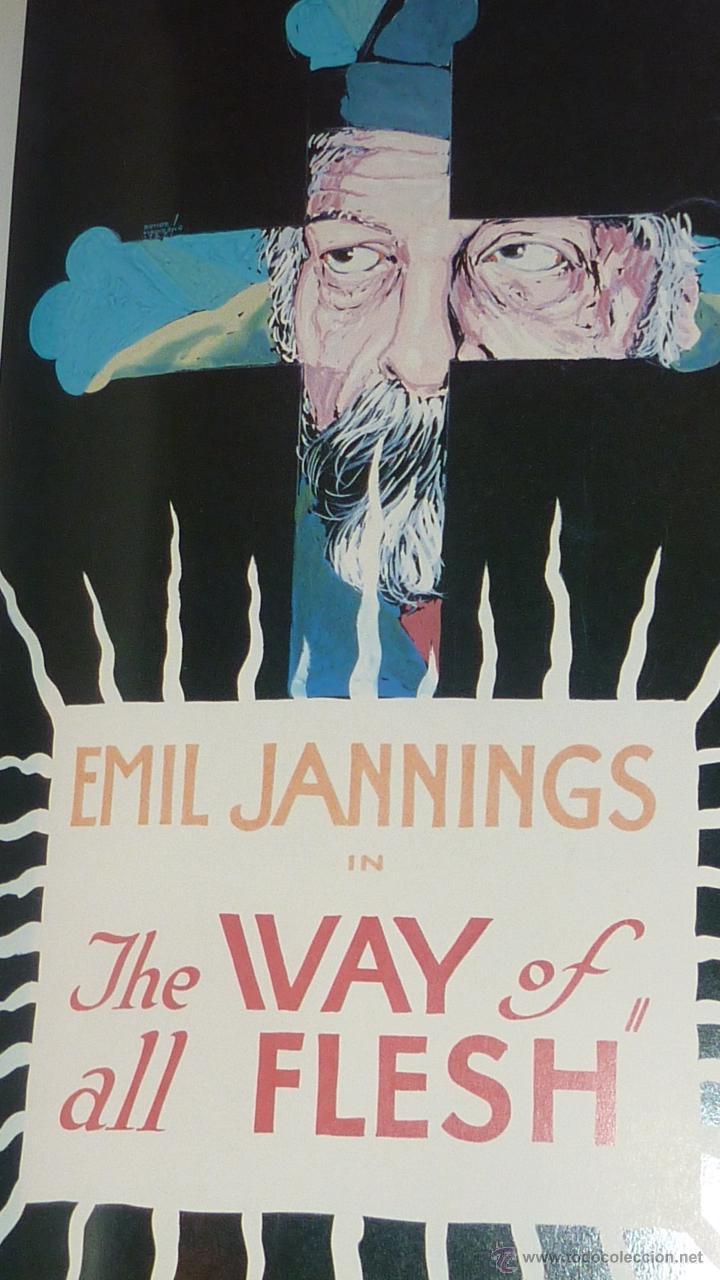 Cine: Libro con 24 carteles peliculas cartel cine . Movie posters . Batiste Madalena 40/ 29 cm EEUU 1986 - Foto 3 - 50276455