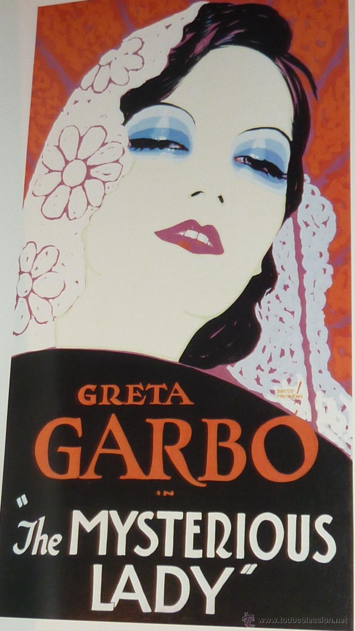 Cine: Libro con 24 carteles peliculas cartel cine . Movie posters . Batiste Madalena 40/ 29 cm EEUU 1986 - Foto 5 - 50276455