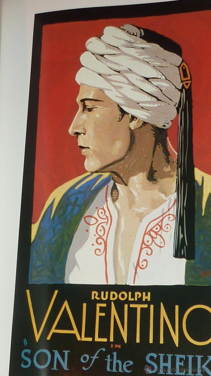 Cine: Libro con 24 carteles peliculas cartel cine . Movie posters . Batiste Madalena 40/ 29 cm EEUU 1986 - Foto 6 - 50276455