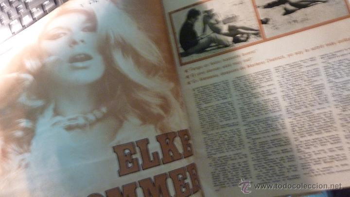 Cine: Nuevo fotogramas nº 1094 año 1969 Hablan los beatles . guillermina motta - Foto 4 - 50341030