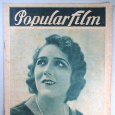 Cine: POPULAR FILM , REVISTA DE CINE , NÚMERO 122 , AÑO 1928. Lote 50467049