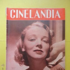 Cinema: CINELANDIA. TOMO XI. Nº 4. 1937.. Lote 50557811