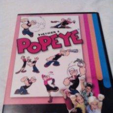 Cine: PELÍCULA DVD,POPEYE,VOLUMEN 4. Lote 50734756