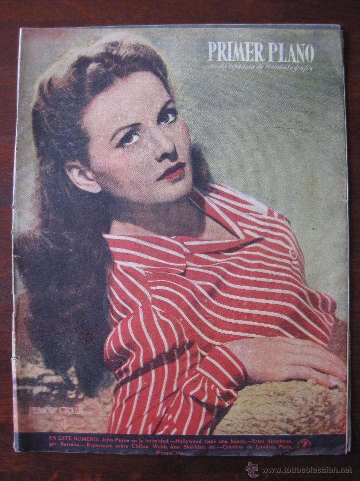 REVISTA PRIMER PLANO Nº 431. 1950 (Cine - Revistas - Primer plano)
