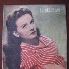 Cine: REVISTA PRIMER PLANO Nº 431. 1950. Lote 50784338
