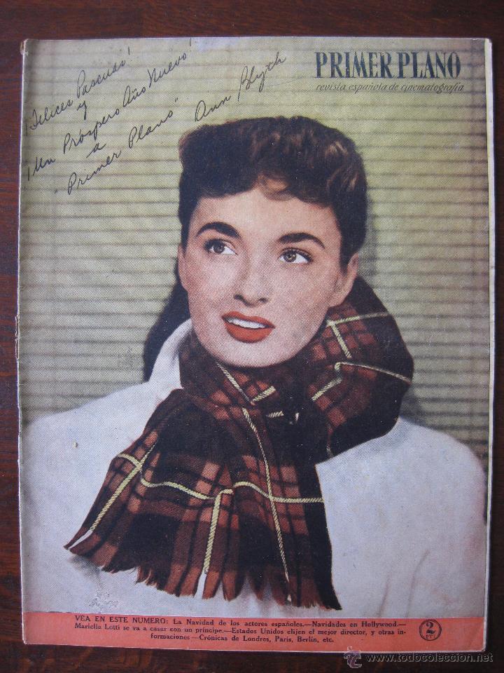 REVISTA PRIMER PLANO Nº 427. 1948 (Cine - Revistas - Primer plano)