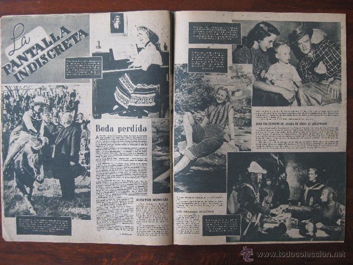 Cine: Revista Primer Plano nº 427. 1948 - Foto 2 - 50784708