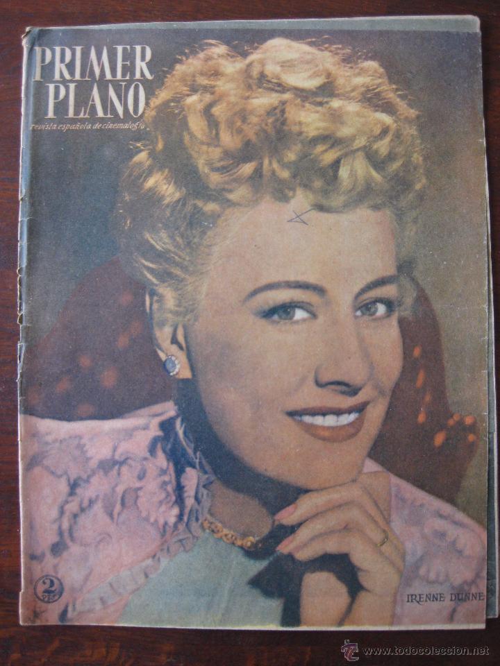 REVISTA PRIMER PLANO Nº 382. 1948 (Cine - Revistas - Primer plano)