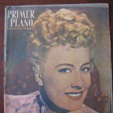 Cine: REVISTA PRIMER PLANO Nº 382. 1948. Lote 50784790