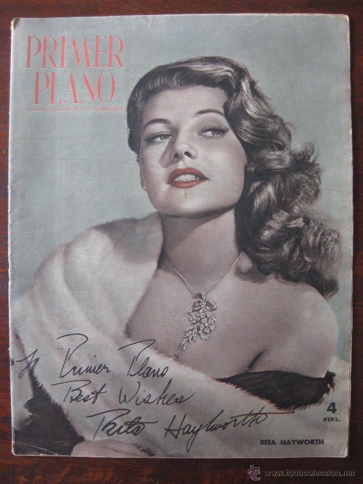 REVISTA PRIMER PLANO Nº 559. 1951 (Cine - Revistas - Primer plano)