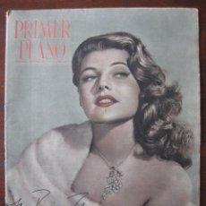 Cine: REVISTA PRIMER PLANO Nº 559. 1951. Lote 50784903